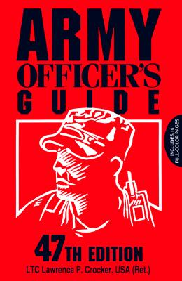 Image for ARMY OFFICER'S GUIDE: 47TH EDITION