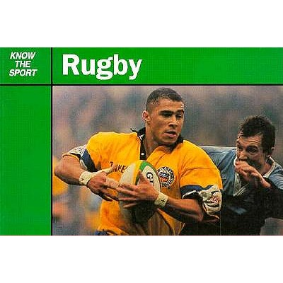 Image for Rugby (Know the Sport)