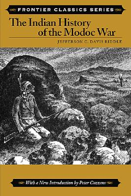 Image for Indian History Modoc War (Frontier Classics)
