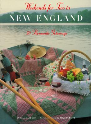 Image for Weekends for Two in New England: 50 Romantic Getaways