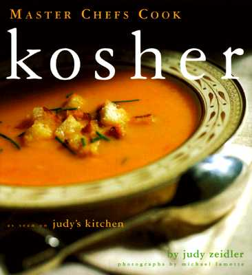 Image for Master Chefs Cook Kosher