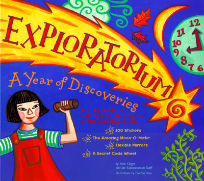 Image for Exploratorium: Year of Discover. OP
