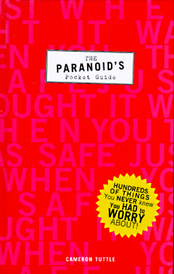 Image for The Paranoid's Pocket Guide