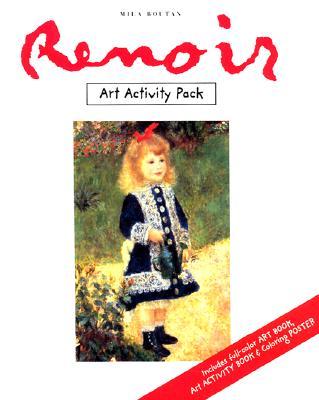Image for Art Activity Pack: Renoir (Art Activity Packs)