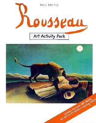 Art Activity Packs: Rousseau, Boutan, Mila