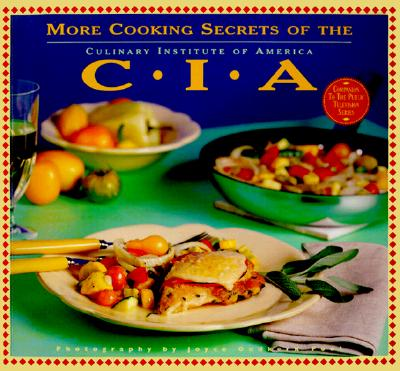 Image for MORE COOKING SECRETS OF THE CIA