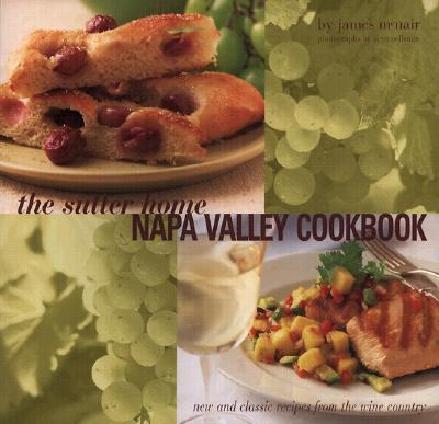 Image for Sutter Home Napa Valley Cookbook