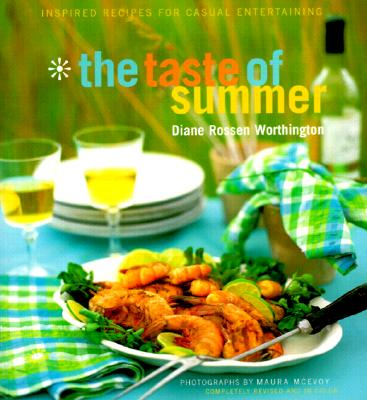 Image for TASTE OF SUMMER : INSPIRED RECIPES FOR C