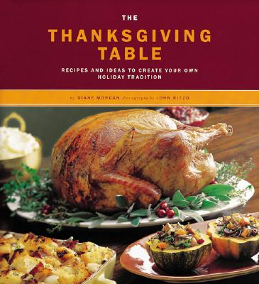 Image for THANKSGIVING TABLE