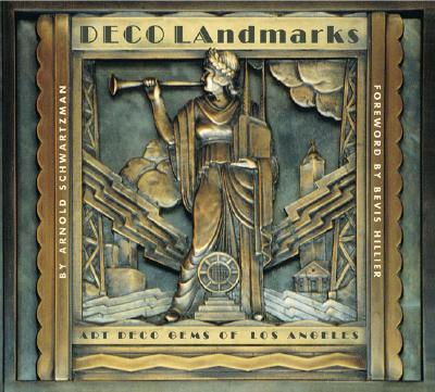 Image for Deco Landmarks : Art Deco Gems of Los Angeles