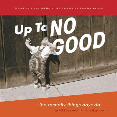 Image for Up to No Good: The Rascally Things Boys Do [Paperback] by Harmon, Kitty; Gils...