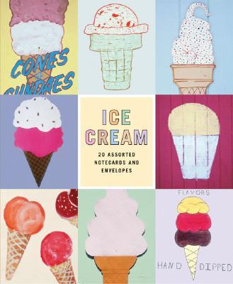 Wanderlust USA: Ice Cream Deluxe Notecards, Troy M. Litten