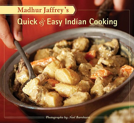 Image for Madhur Jaffrey's Quick & Easy Indian Cooking