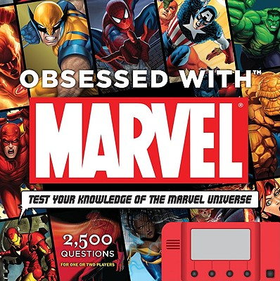 Image for Obsession with Marvel; Test Your Knowledge of the Marvel Universe