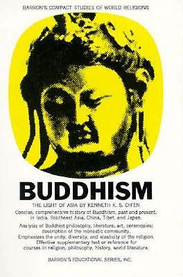 Image for Buddhism: The Light of Asia (Barron's Compact Studies of World Religions)