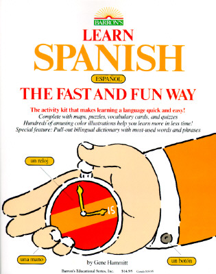 Image for BARRON'S LEARN SPANISH THE FAST AND FUN WAY