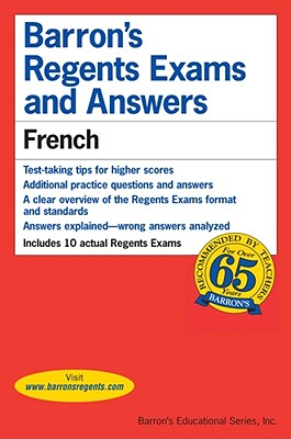 Image for Barron's Regents Exams and Answers: French