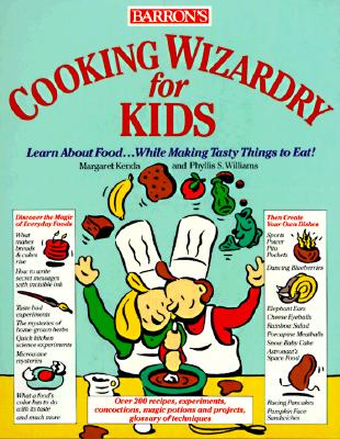 Image for Cooking Wizardry For Kids