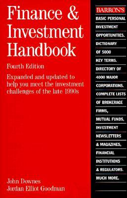 Image for Barron's Finance & Investment Handbook