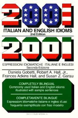 Image for 2001 Italian and English idioms (Barrons)