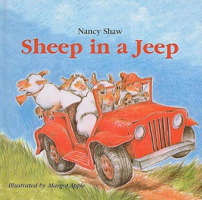 Sheep in a Jeep, Shaw, Nancy E