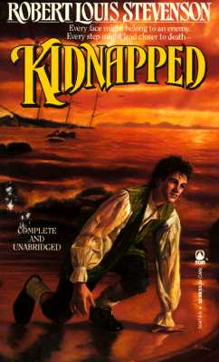 Kidnapped (Tor Classics), Stevenson, Robert Louis
