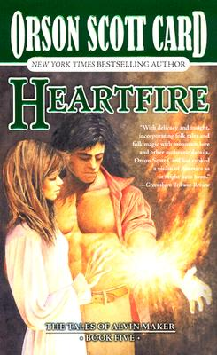 Image for Heartfire (Tales of Alvin Maker, Book 5)