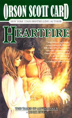 Heartfire (Tales of Alvin Maker, Book 5), Orson Scott Card