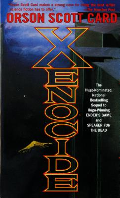 Image for XENOCIDE (ENDER WIGGIN, NO 3)