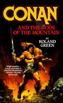 Image for Conan And The Gods Of The Mountain