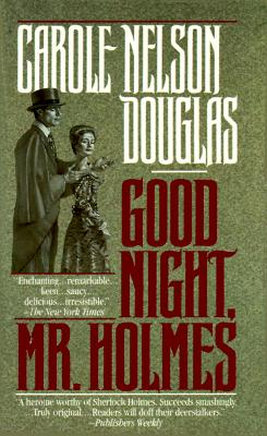 "Image for ""Good Night, Mr. Holmes: An Irene Adler Novel"""