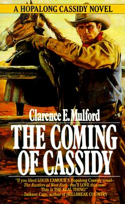 Image for The Coming of Cassidy (Bar-20)