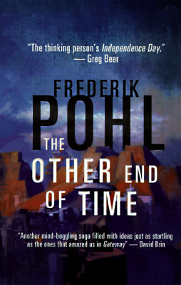 OTHER END OF TIME -- BARGAIN BOOK, POHL, FREDERIK