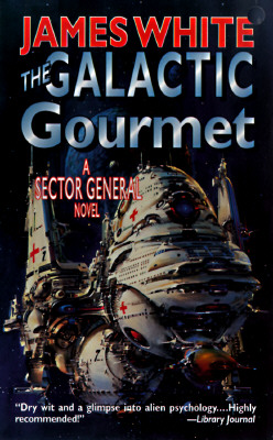 Image for The Galactic Gourmet