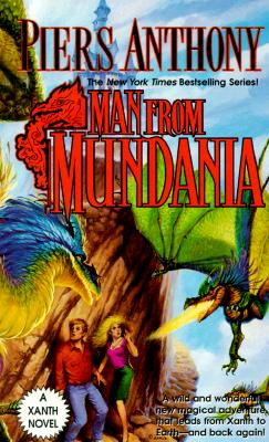 Image for Man from Mundania (Xanth, No. 12)