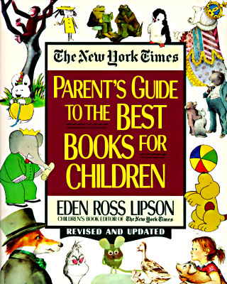 Image for New York Times Parent's Guide to the Best Books for Children