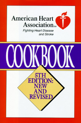 Image for American Heart Association Cookbook, Fifth Edition: New and Revised