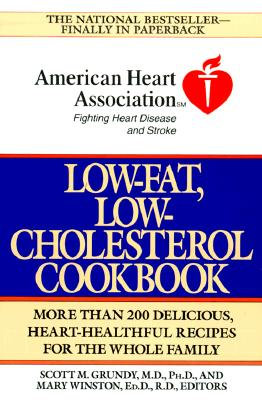 Image for American Heart Association's Low-Fat, Low Cholesterol Cookbook