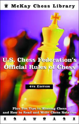 Image for Official Rules of Chess: Fourth Edition