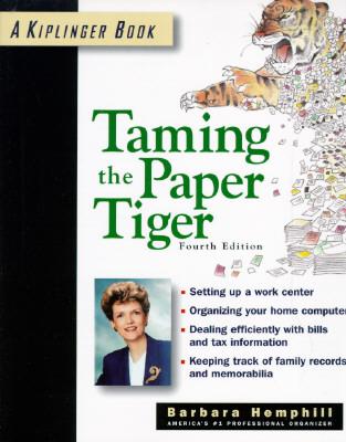Taming The Paper Tiger, Hemphill, Barbara
