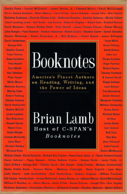 Image for Booknotes: America's Finest Authors on Reading, Writing, and the Power of Ideas