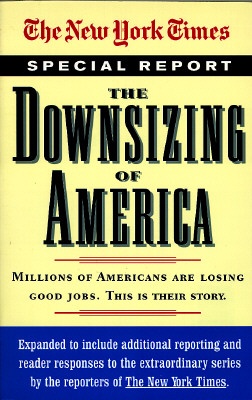 Image for DOWNSIZING OF AMERICA