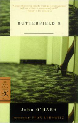 Image for BUtterfield 8
