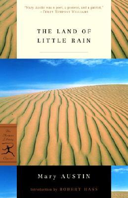 The Land of Little Rain (Modern Library Classics), Austin, Mary