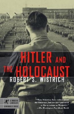 Image for Hitler and the Holocaust (Modern Library Chronicles)