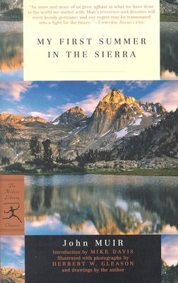Image for My First Summer in the Sierra (Modern Library Classics)