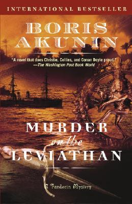Murder On The Leviathan, Akunin, Boris