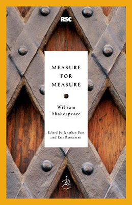 Image for Measure for Measure (Modern Library Classics)