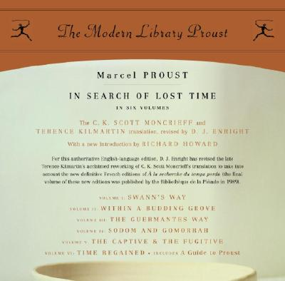 In Search of Lost Time: Proust 6-pack (Proust Complete), MARCEL PROUST