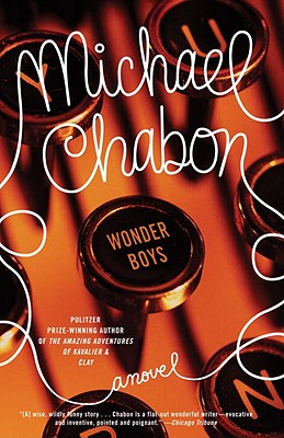 Wonder Boys: A Novel, Chabon, Michael